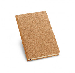 Caderno Capa Dura em Cortiça