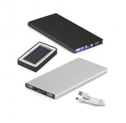 Bateria Portátil com Painel Solar