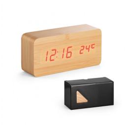 Relógio Digital em Madeira