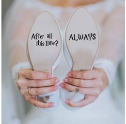 Adesivo para Sola de Sapato - Always