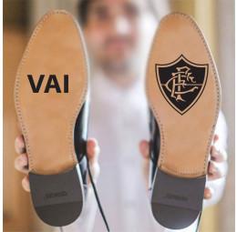 Adesivo para Sola de Sapato - Vai Fluminense
