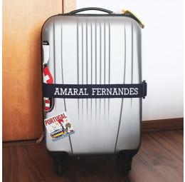 Adesivo de Mala Viagem - Portugal