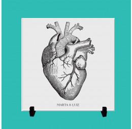Azulejo Personalizado - Heart
