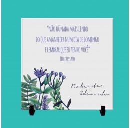 Azulejo Personalizado - Ramos