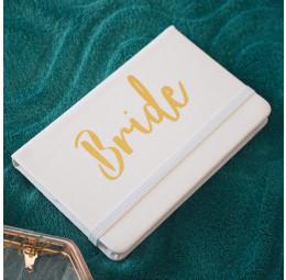 Caderno Bride