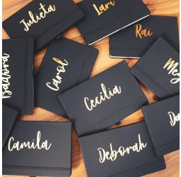 Caderno Grande Personalizado com Nome