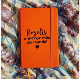 Caderno Mãe - A melhor do mundo
