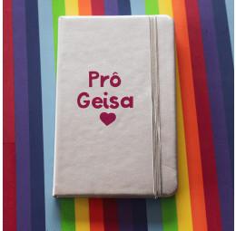 Caderno Personalizado - Dia dos Professores - Personalizado Nome