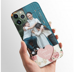 Capa para celular - Mãe - Floral