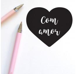 Carimbo Com Amor