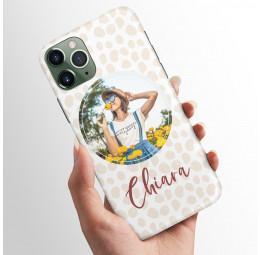 Capa para celular com foto - Dots