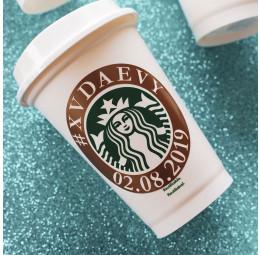 Copo Starbucks 15 anos
