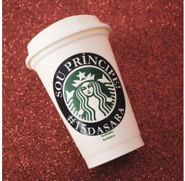 Copo Starbucks Príncipe