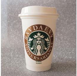Copo Starbucks Aniversariante