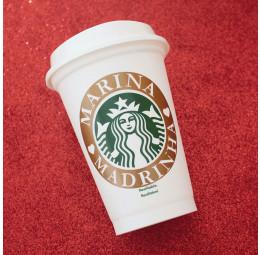 Copo Starbucks Nome Madrinha