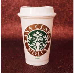 Copo Starbucks Nome da Noiva