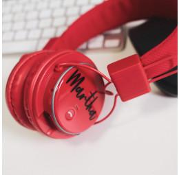 Fone de Ouvido Personalizado com Nome