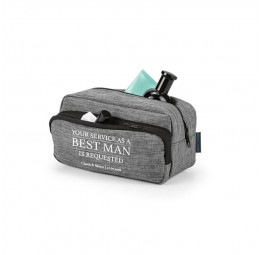 Necessaire Masculina para Padrinhos - Your Service as a Best Man