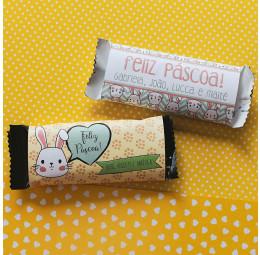 Mini Chocolate Personalizado para Páscoa