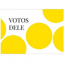 Porta Votos Bolas