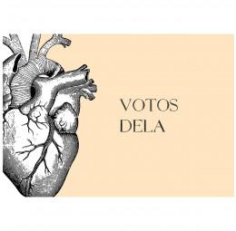 Porta Votos Heart