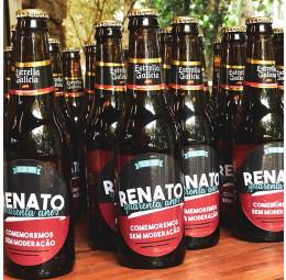 Rótulo de Cerveja Personalizado