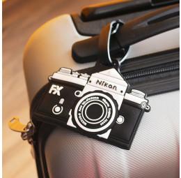 Tag Mala de Viagem - Câmera